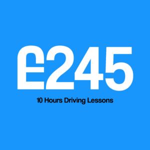DSM School Of Motoring 10 Hours Driving Lessons