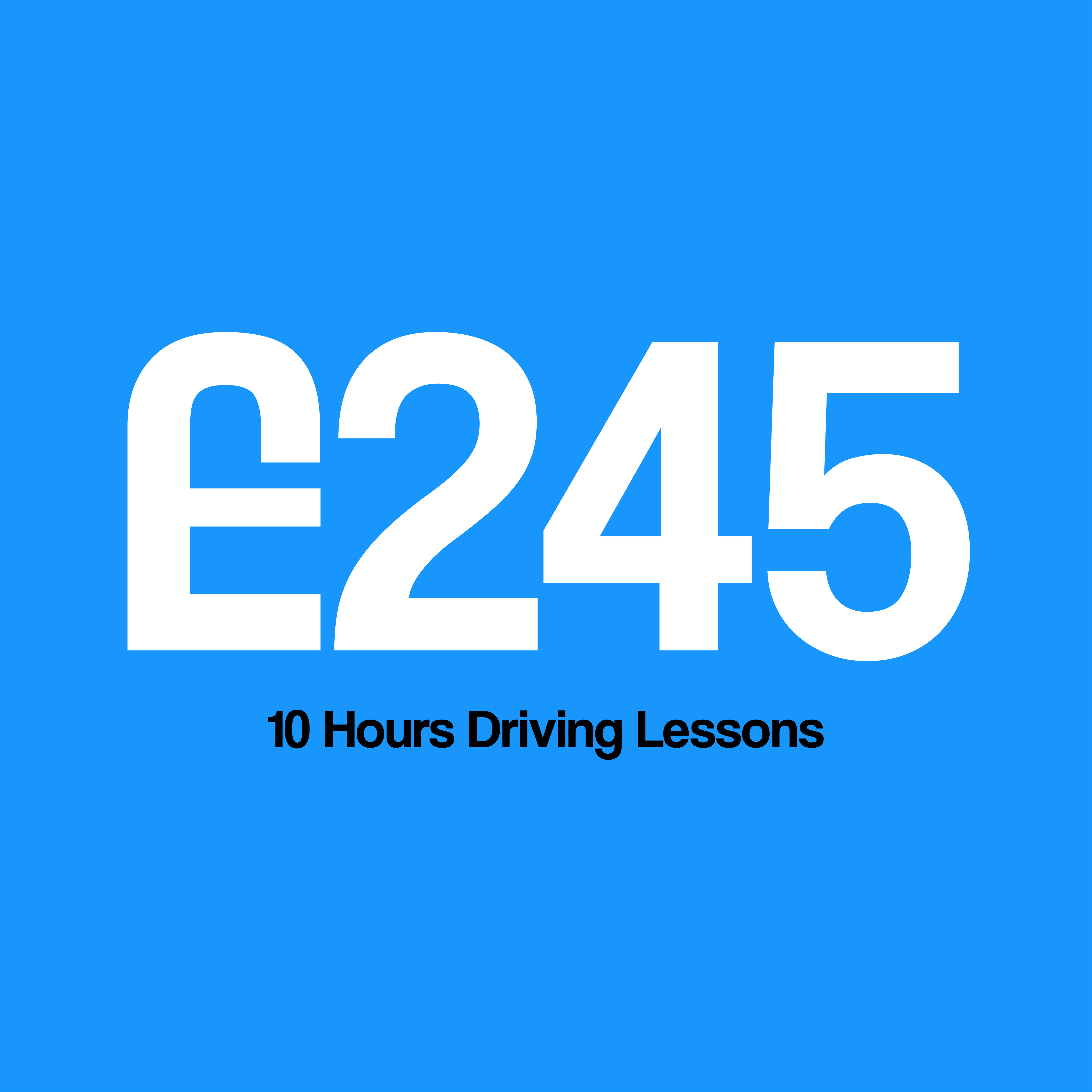 DSM School Of Motoring 10 Hours Driving Lessons