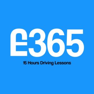 DSM School Of Motoring 15 Hours Driving Lessons