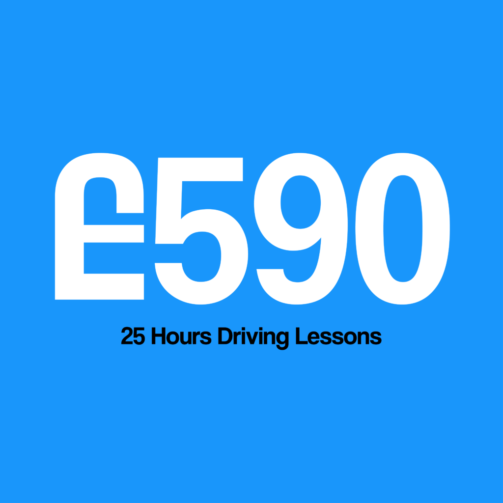 DSM School Of Motoring 25 Hours Driving Lessons