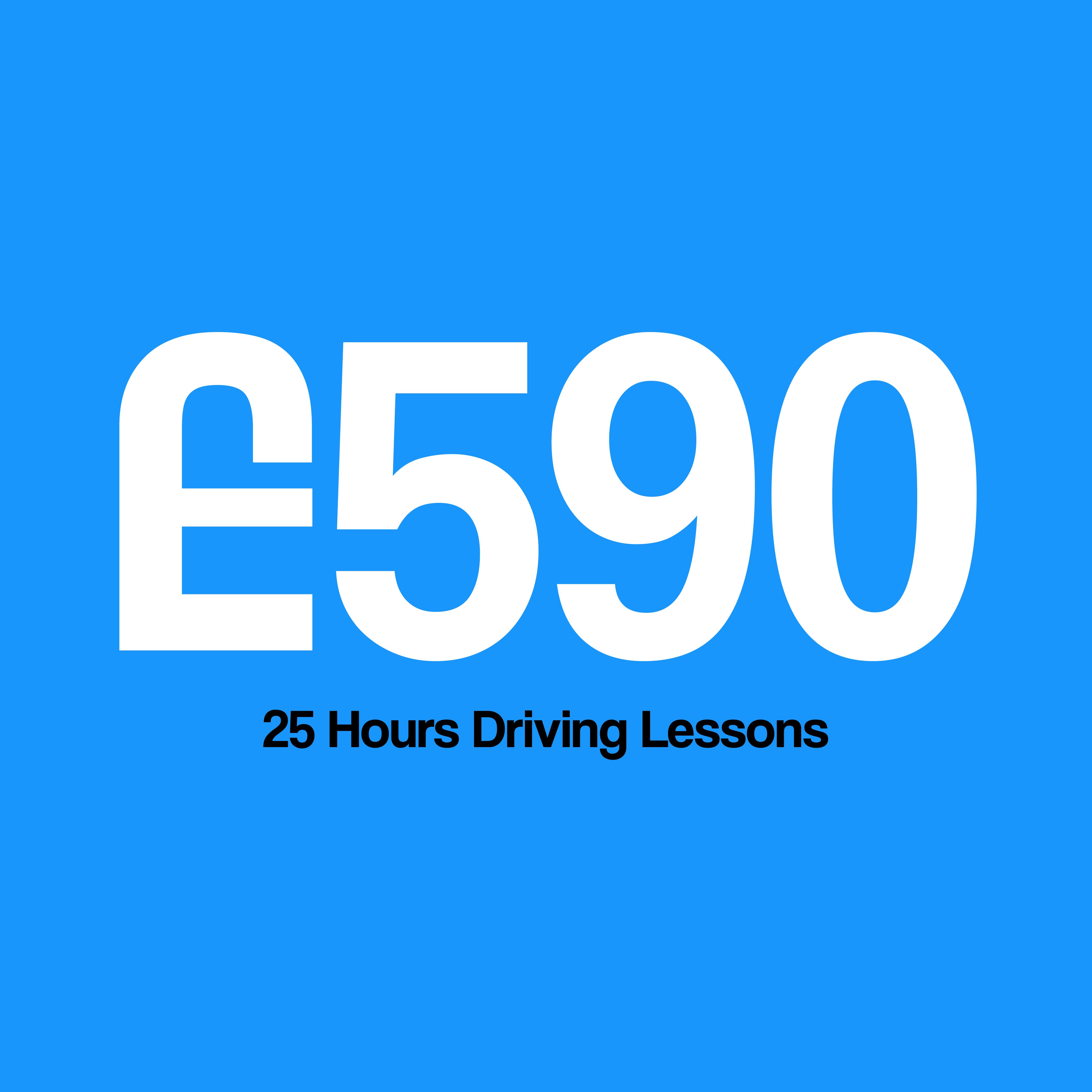 DSM School Of Motoring 25 Hours Driving Lessons