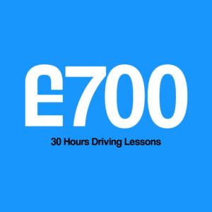 DSM School Of Motoring 30 Hours Driving Lessons