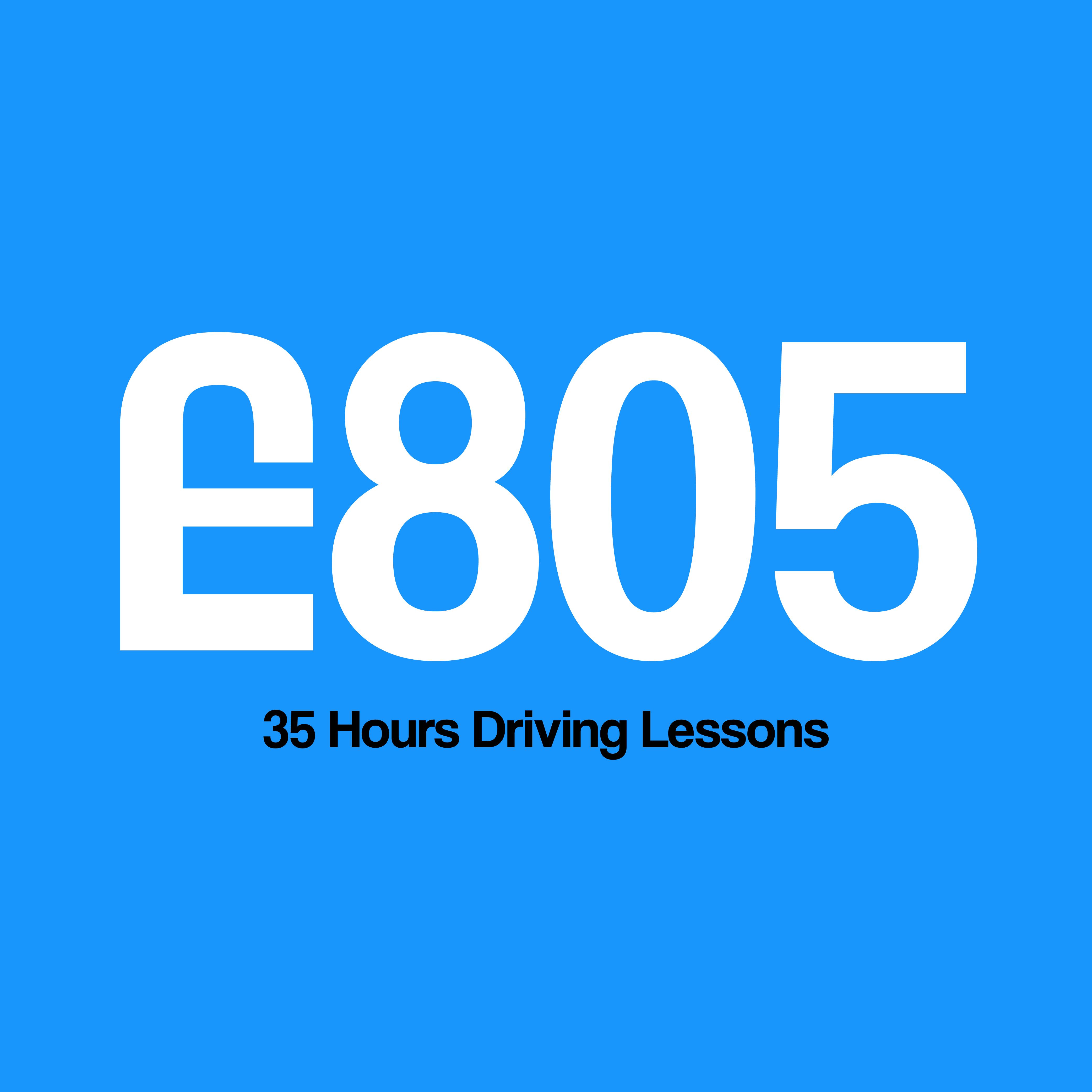 DSM School Of Motoring 35 Hours Driving Lessons
