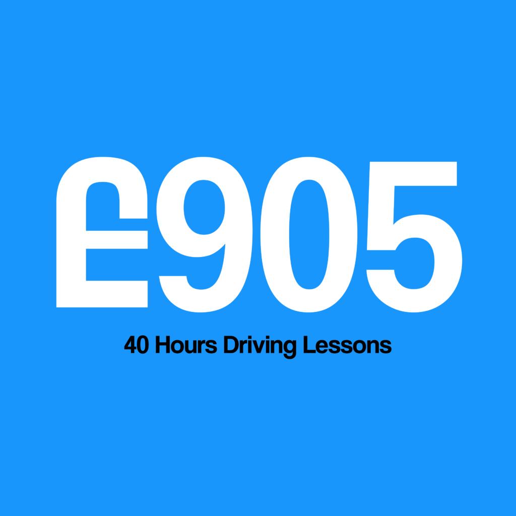 DSM School Of Motoring 40 Hours Driving Lessons