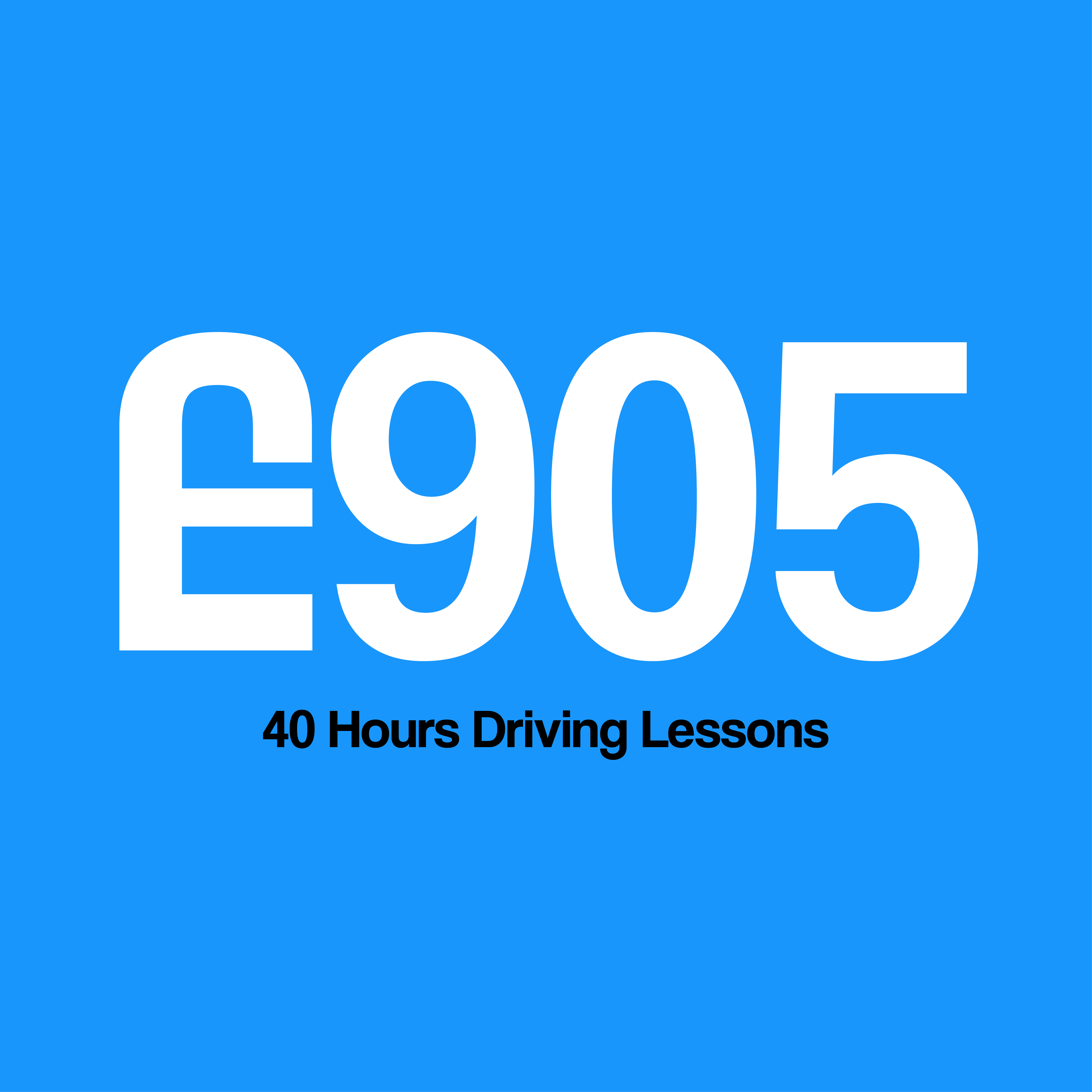 DSM School Of Motoring 40 Hours Driving Lessons