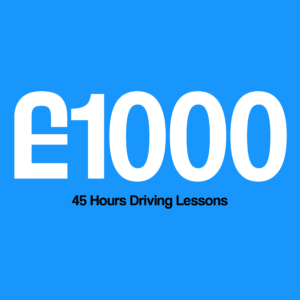 DSM School Of Motoring 45 Hours Driving Lessons