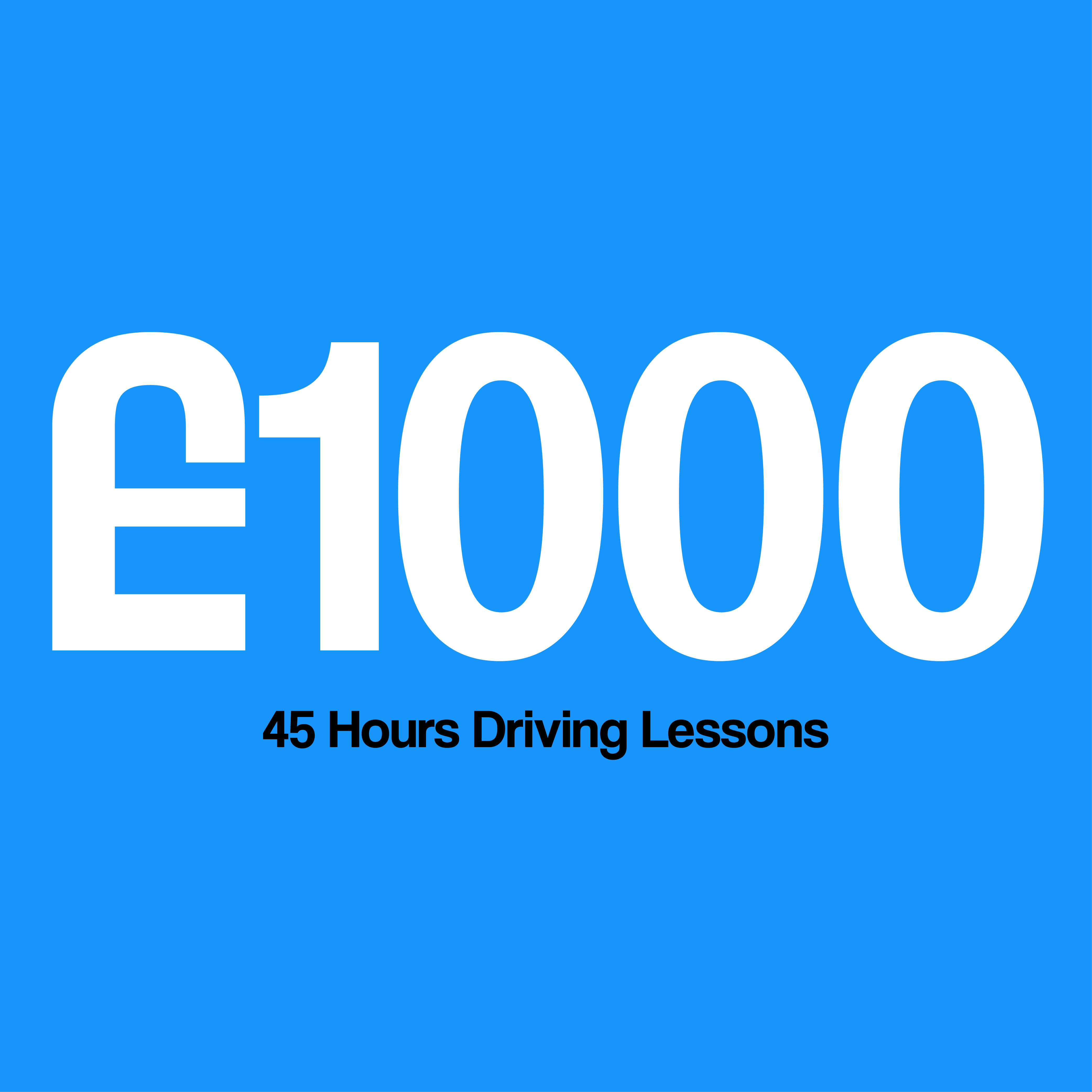 DSM School Of Motoring 45 Hours Driving Lessons