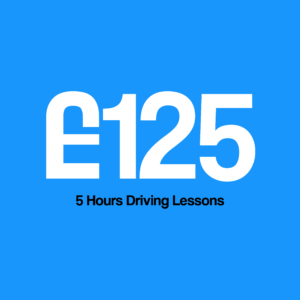 DSM School Of Motoring 5 Hours Driving Lessons