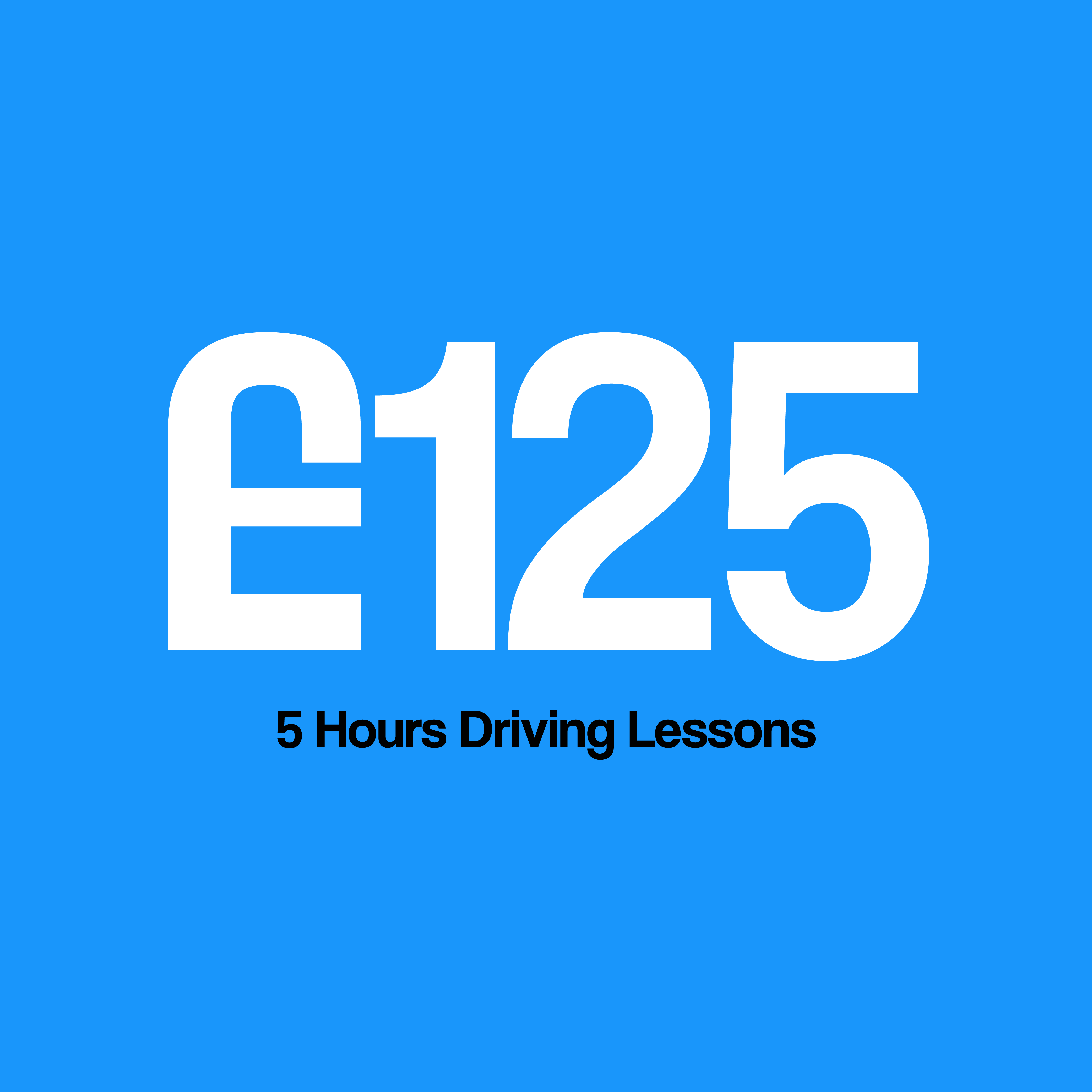 DSM School Of Motoring 5 Hours Driving Lessons